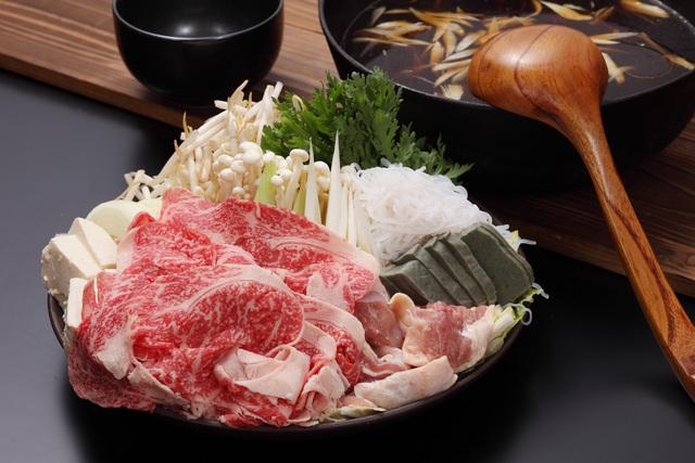 力特製ちゃんこ鍋セット(あっさり旨味醤油味)